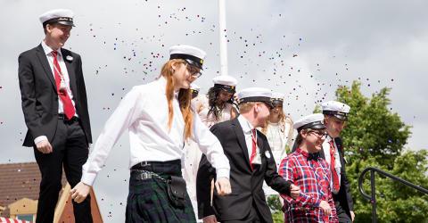 Vilken arkitekt får uppdraget att forma Lunds nya gymnasieskola?