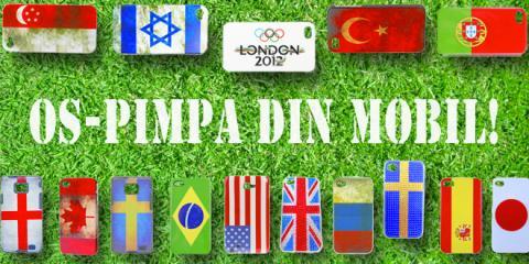 OS-kampanj på Fyndiq: Fynda flaggskal från hela världen!
