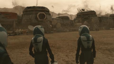 MARS visas på National Geographic söndagar kl 21.00 med säsongspremiär den 11 november
