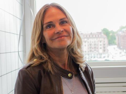Intervju med vår hyresgäst Kristina Cohn Lind på MiG, Marknasdsföreningen i Göteborg