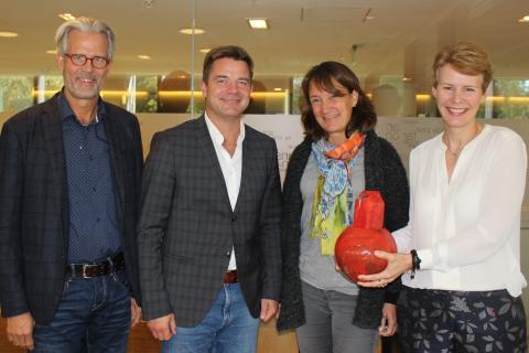 De 8 kandidatene til Byggenæringens Innovasjonspris 2017 har presentert seg