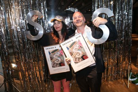 Sing Sing Karaokebar vinner Swedish Design Awards för bästa inredning