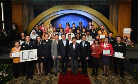 24 Changi Airport frontline staff awarded for contributing to service excellence