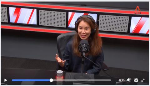 Crystal Lim-Lange gets the job done with soft skills interview