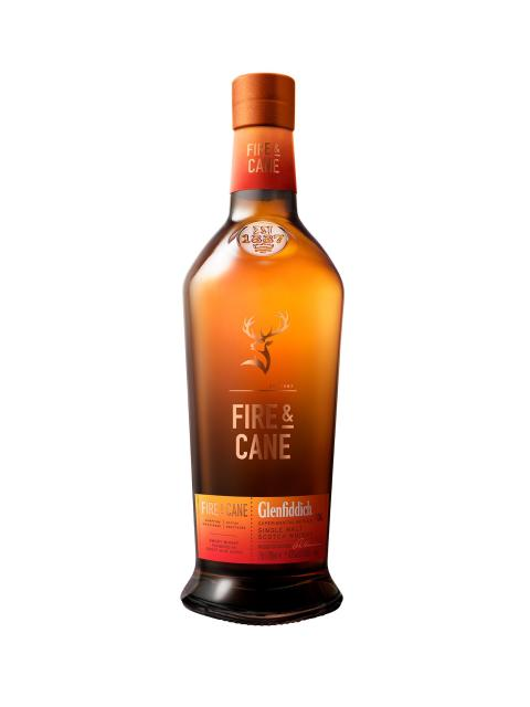 Glenfiddich Fire & Cane Bottle