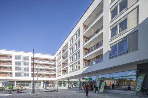 Älvsjö centrum Coop öppnar 26 september 2013
