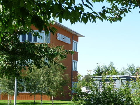Mjärdevi Science Park - Sectra
