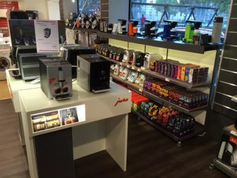 Kaffekategorin tar plats hos ELON