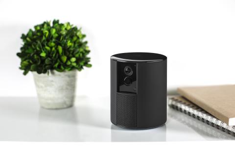 Somfy One, ett minimalt allt-i-ett larmsystem för alla hem