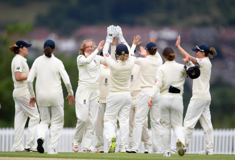 England Women Announce Ashes Test Squad