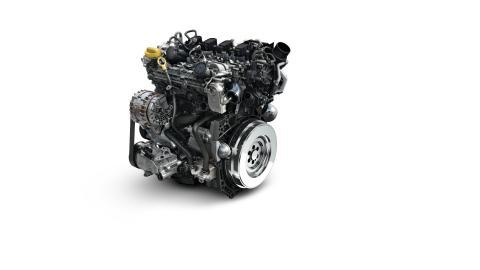 Ny snålare bensinmotor från Renault