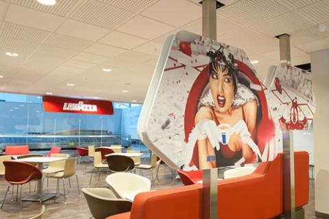 Lavazza – En del av Airport City Stockholm