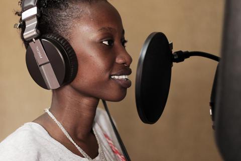 Plan International Sverige lanserar internationell musiktävling för unga