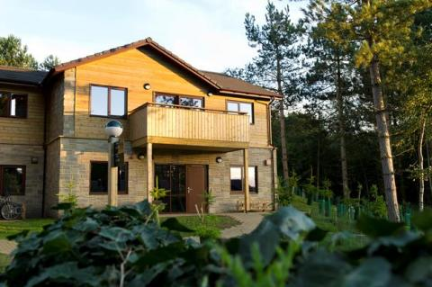 First reveal of Woburn Forest accommodation