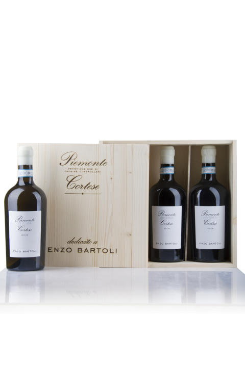Enzo Bartoli Piemonte Cortese 2016