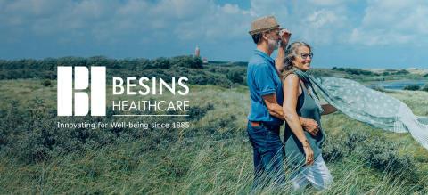 Strategisk kommunikationspartner till Besins Healthcare Nordics