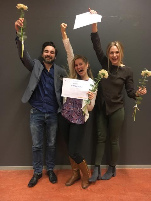 Kemikalieklok och Rädda Maten vinnare på Spark Accelerator Demo Day
