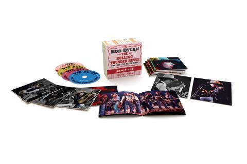 Rolling Thunder Revue - produktbild