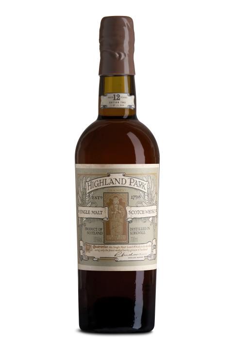 Ny limited edition-whisky fra Highland Park. Venter å bli utsolgt på 24 timer