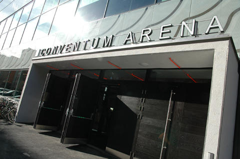 Melodifestivalen kommer till Örebro och Conventum Arena