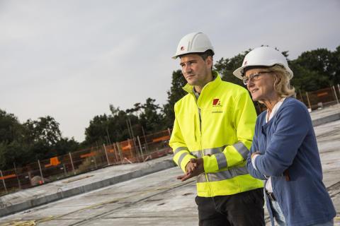 Arkitektgruppen hjælper ledige til job i byggebranchen