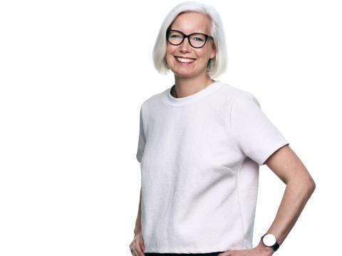 Ulrika Hultgren, PR-chef