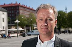 Anders Carstorp är ny utbildningsdirektör