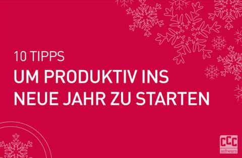 10 Aktivitäten für die Feiertage, um produktiv ins neue Jahr zu starten [Weihnachtsspecial]