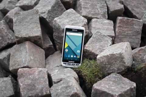Nautiz X2, en stryktålig Android handdator med skanner