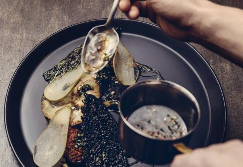 Stockholm set out to be a leading foodtech hub