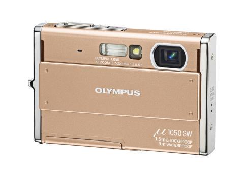 Olympus µ 1050 SW Guld