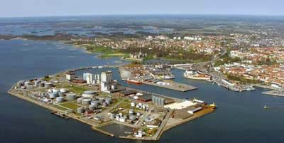 Kalmar Hamn ansluter till OHS