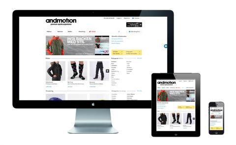 andmotion - dator, platta och mobil