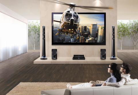 Stor interesse for 3D-TV