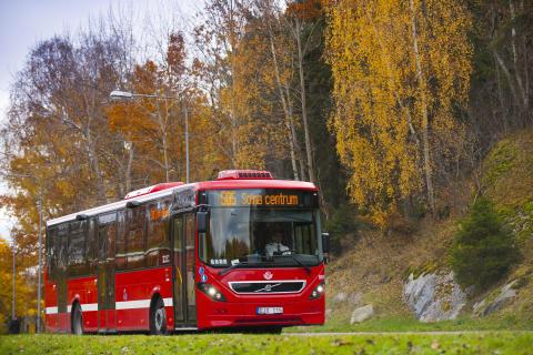 Buss 505 Solna C