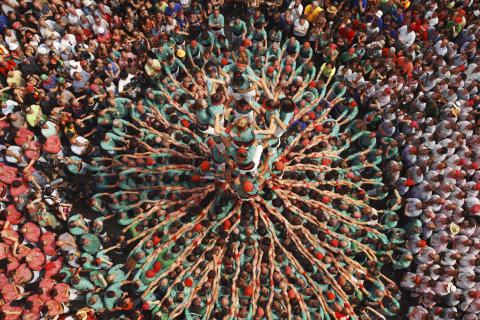 PRESSE - Castellers de Vilafranca 15x10