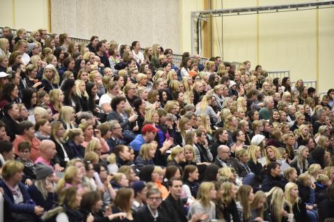 Publiken på Elmia Scandinavian Horse Show