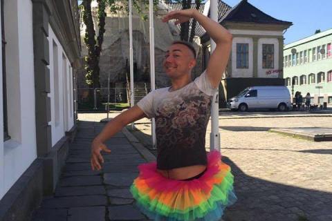 """Skrull i vei - alle """"normale-homo-macho-typer"""""""