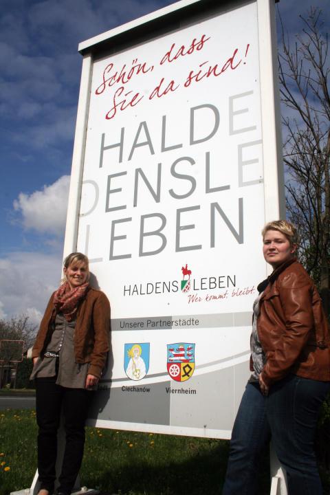 """""""Komm mit, nach Haldensleben!"""""""