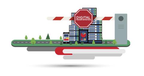 Över hälften av IT-beslutsfattarna tror inte att de hänger med i den digitala utvecklingen