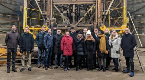 Nordisk rymdregion för fler nya företag