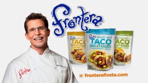 Nytt hos Gray's American Stores- Fronteras matlagningssåser