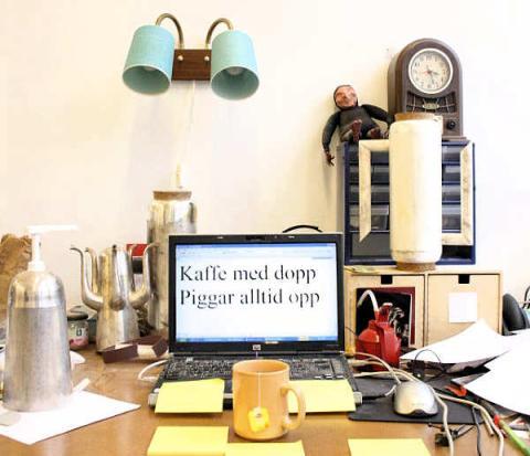 """Magnus Liljedahl """"Kaffe med dopp piggar alltid opp"""""""