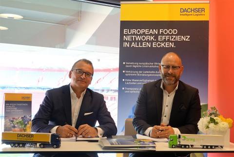 European Food Network stärker in Nordeuropa