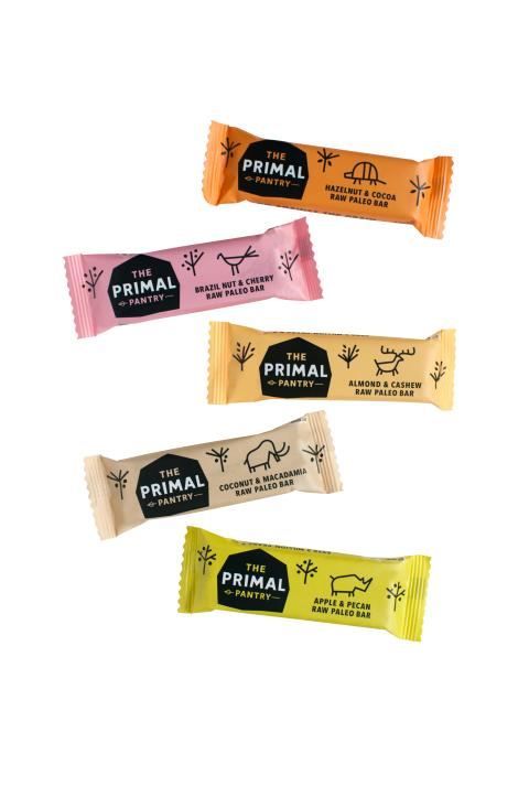 Primal Pantry All Bars