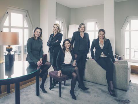 Winn Hotel Group rekryterar 5 kvinnor till toppositioner