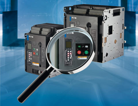 Nästa generations elektroniska skydd från Eaton gör det enkelt att testa effektbrytare