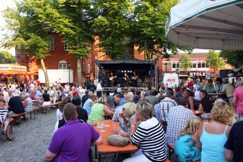 Stadtfest Fehmarn
