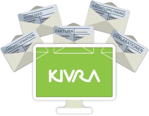 VA finans skriver om Dagens industris samarbete med Kivra
