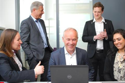 E-søknad startlån – en milepæl i Husbankens digitaliseringsarbeid